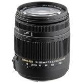 Sigma DC 18-250mm f3.5-6.3 OS AF HSM Macro Lens Nikon
