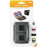 Gepe Card Safe Extreme Memory Card Protector Onyx