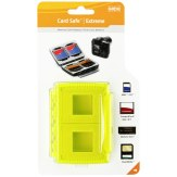 Gepe Card Safe Extreme Memory Card Protector Neon