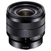 Sony SEL 10-18mm f/4.0 OSS E-Mount