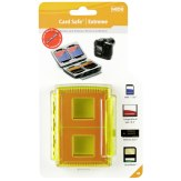 Gepe Card Safe Extreme Memory Card Protector Yelllow