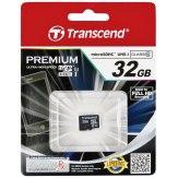 Transcend 32GB MicroSDHC Card Class 10 UHS-I