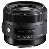 DSLR Lenses  30 mm