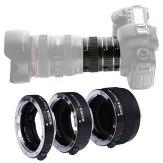 Kooka AF KK-C68 Extension tubes for Canon