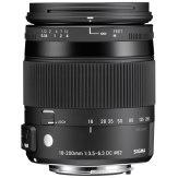 Sigma DC 18-200mm f/3,5-6,3 AF HSM Lens Sony