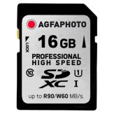 AgfaPhoto 16GB SDHC UHS Pro Ultra High Speed Class 10 Flash Card