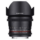 Samyang VDSLR 10mm T3.1 Lens Sony E