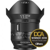 Irix 11mm f/4.0 Firefly for Nikon D60