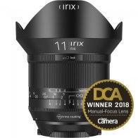 Irix 11mm f/4.0 Blackstone for Fujifilm FinePix S3 Pro