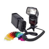Gloxy GX-F990 Flash Kit  TTL HSS + Gloxy GX-EX2500 External Battery