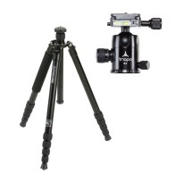 Kit Triopo 2in1 Tripod MT-3230X8C + B-2 Ball Head