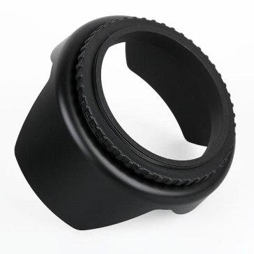 Flower Lens Hood for Fujifilm E550