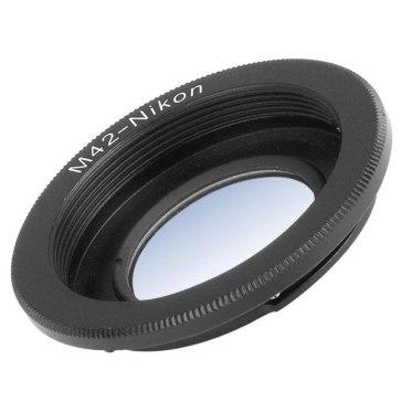 Kood M42 to Nikon Lens Adapter for Fujifilm FinePix S3 Pro