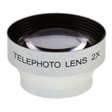 Telephoto Lens Magnetic for Pentax Optio S55