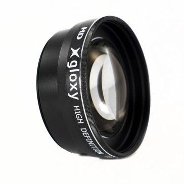 Mega Kit Wide Angle, Macro and Telephoto for Fujifilm FinePix HS25EXR