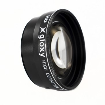Mega Kit Wide Angle, Macro and Telephoto for Fujifilm FinePix S3 Pro