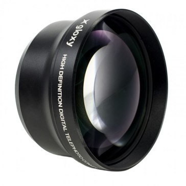 Gloxy Megakit Wide-Angle, Macro and Telephoto L for Fujifilm FinePix HS25EXR