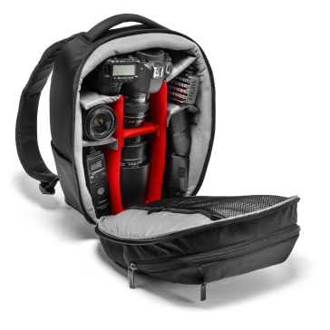 Manfrotto Gear Backpack M for Pentax K20D