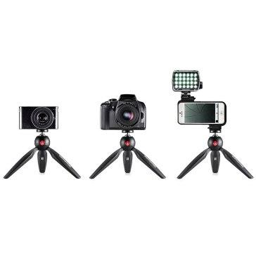 Manfrotto Pixi Mini Tripod Black for Fujifilm FinePix HS50EXR