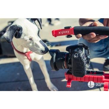 Gloxy Movie Maker stabilizer for JVC GR-D23E