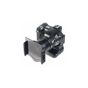 ND4 P-Series Graduated Square Filter for Casio Exilim EX-F1