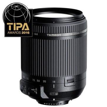 Tamron 18-200mm f/3.5-6.3 XR Di II VC Lens Canon