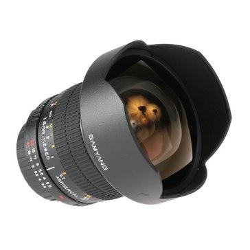 Samyang 14mm f/2.8 IF ED UMC Lens Four Thirds for Olympus E-410