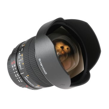 Samyang 14mm f/2.8 IF ED UMC Lens Four Thirds for Olympus E-5