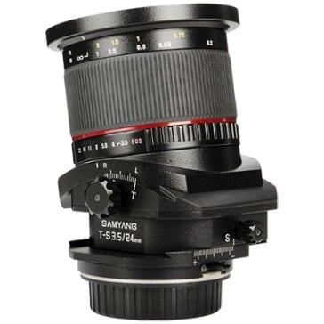 Samyang 24mm f/3.5 Tilt Shift ED AS UMC Lens Pentax for Pentax K-5