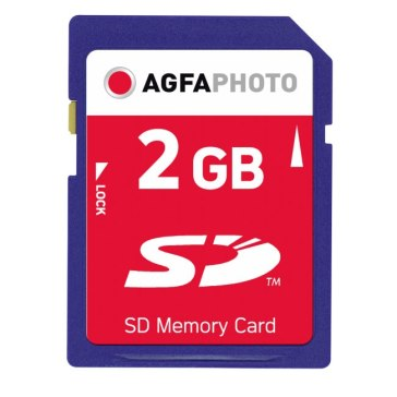 2GB SD Memory Card for Fujifilm FinePix HS25EXR