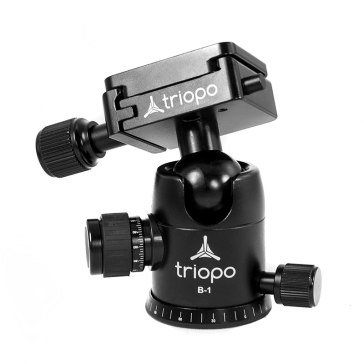 Triopo B-1 Ball Head for Olympus E-330