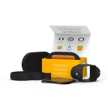 Light Modifier Kit for flash guns MagMod 2 for Fujifilm X-T10