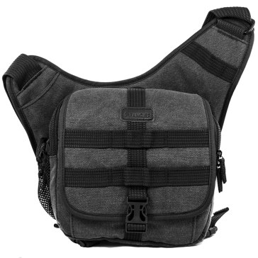 Fancier Delta 400a L Grey Photo Bag