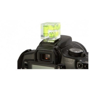 Bubble Level for Cameras for Pentax K100D