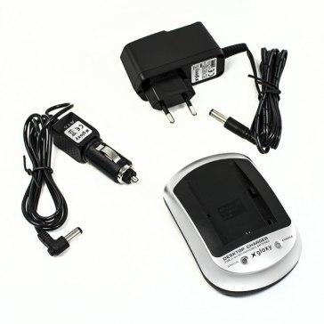 Fujifilm BC-85 Compatible 2 in 1 Car and Home for Fujifilm FinePix SL300