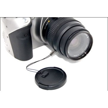 L-S2 Lens Cap Keeper for Olympus E-510
