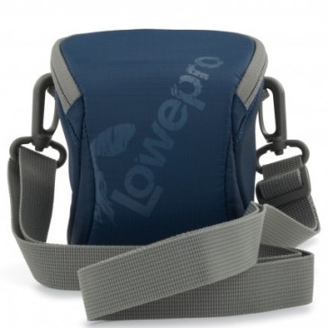 Lowepro Dashpoint 30 Camera Pouch Blue for Fujifilm FinePix Real 3D W3