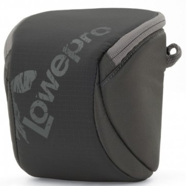 Lowepro Dashpoint 30 Camera Pouch Grey for Casio Exilim EX-ZR1000