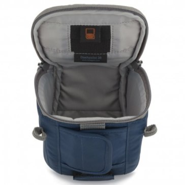 Lowepro Dashpoint 30 Camera Pouch Grey for Casio Exilim EX-ZR200