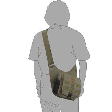 Fancier Delta 400A Camera Bag for Olympus E-410