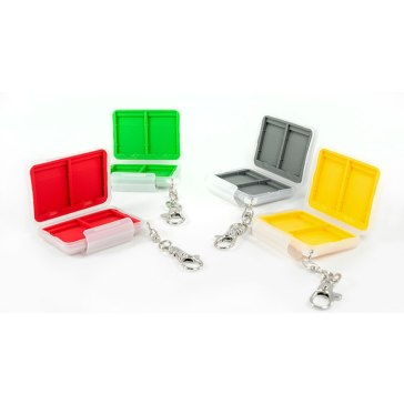 Gloxy SD Memory Card holder for Pentax Optio 60