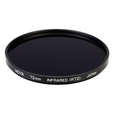 Hoya R72 Infrared Filter for Olympus E-600