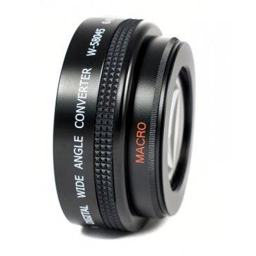 Gloxy 0.45x Wide Angle Lens + Macro for Fujifilm E550