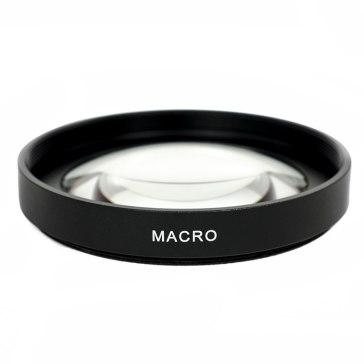 Wide Angle Lens 0.45x + Macro for Fujifilm FinePix S3 Pro