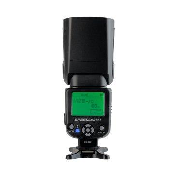 Extended Range Digital Flash for Pentax K-m