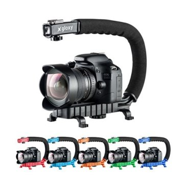 Gloxy Movie Maker video stabilizer handle