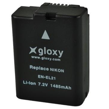 Gloxy Nikon EN-EL21 Battery