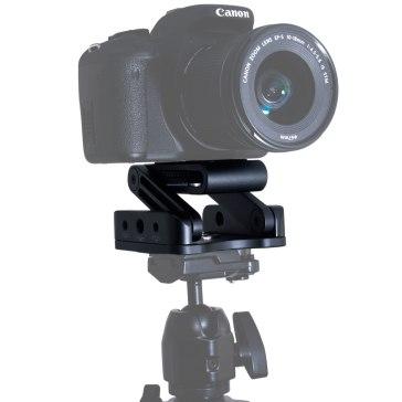 Gloxy Z Flex Tilt Head Camera Bracket for Olympus Camedia FE-340