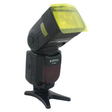 Gloxy GX-G20 20 Coloured Gel Filters for Olympus Camedia FE-340