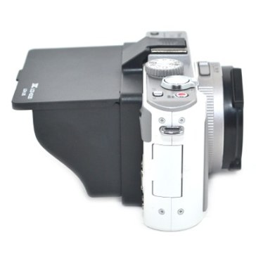 Protective Lens Hood for LCD LCH-LX5 for Panasonic Lumix DMC-LX5